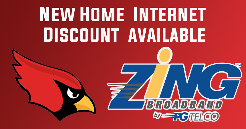 Home Internet Discount Available