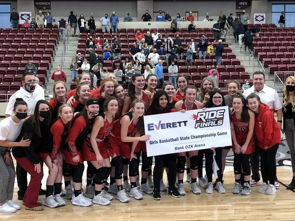 Farmington Sr Girls Basketball Reaches State Finals for Second Straight Year
