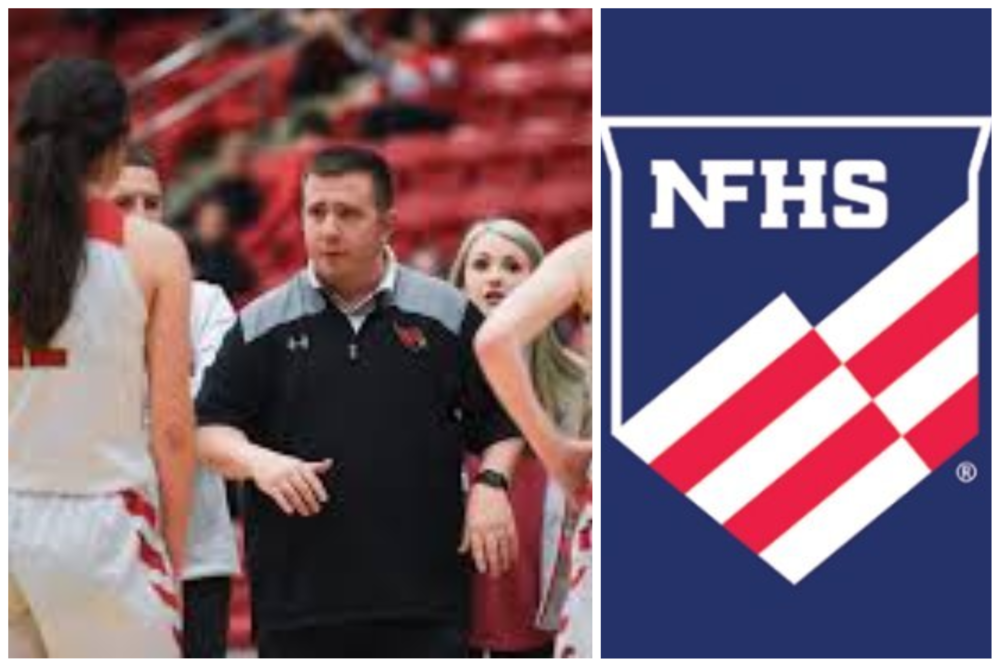Brad Johnson Wins NFHS Southwest Coach of the Year