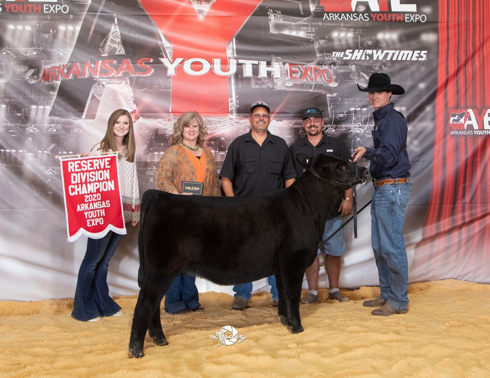 Farmington Agri Students Compete in Arkansas Youth Expo