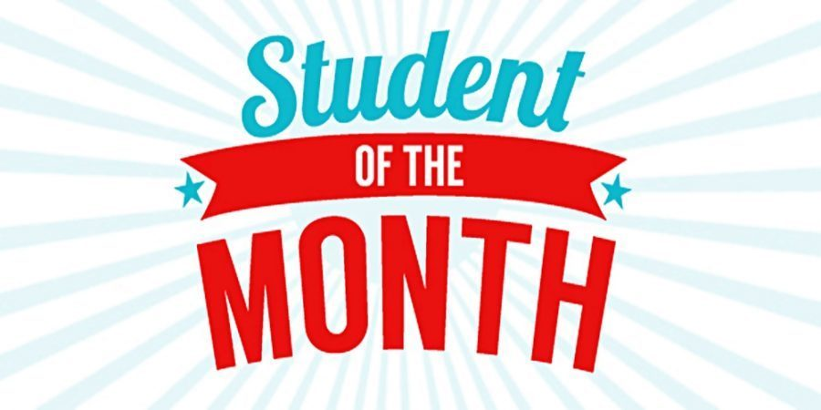 September Student of the Month