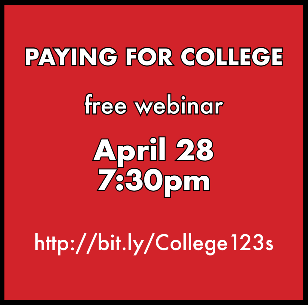 Attention parents & students: The Arkansas Division of Higher Education and Sallie Mae are sponsoring a FREE webinar at 7:30 p.m. April 28th about college planning, navigating financial aid offers, and Arkansas scholarships and grants. The link for registration is bit.ly/College123s. #cardstudentsareworthit